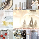 40 Beautiful Christmas Ideas over at the36thavenue.com