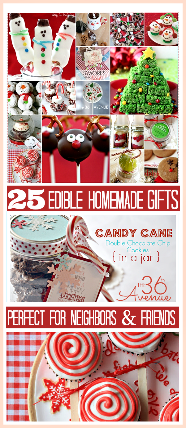 Christmas Edible Gifts