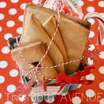 DIY Ginger Bread House Kit by the36thavenue.com