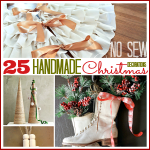 25 Handmade Christmas Decorations
