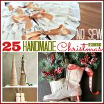 25 Handmade Christmas Decorations
