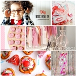 30 Valentine Crafts, Treats and Gifts Ideas over at the36thavenue.com
