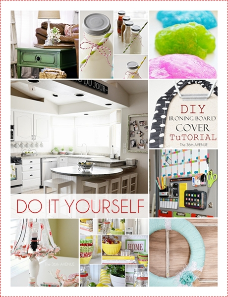 Diy Projects Crafts And Home Makeovers The 36th Avenue