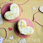Lemon Bars made with Cake Mix