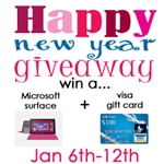 Microsoft Surface Giveaway