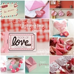 25 Handmade Valentine Gift Ideas and Crafts. AD♥RABLE! the36thavenue.com