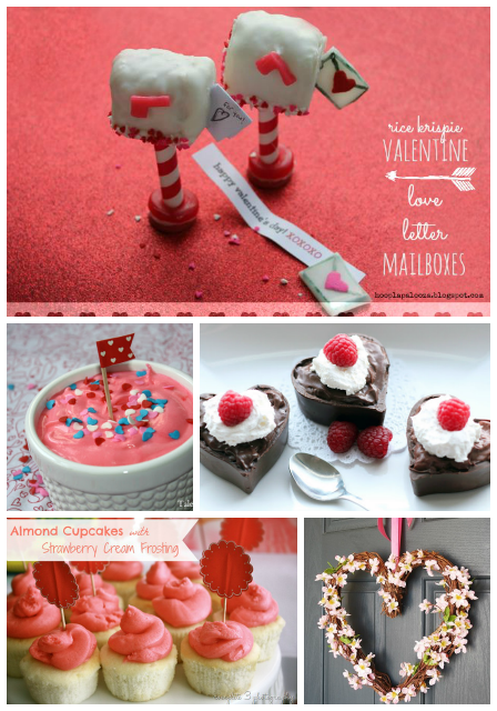 45 Handmade Valentines over at the36thavenue.com