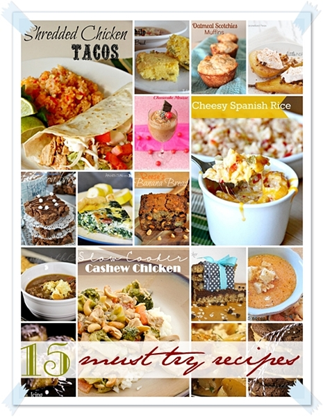 Over 15 delicious recipes over at the36thavenue.com