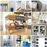 15 DIY Projects for the home { the36thavenue.com } #home #DIY