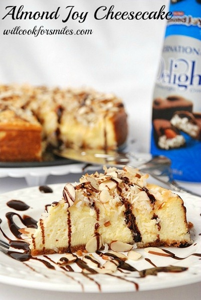 Almond-Joy-Cheesecake-dessert-3ed