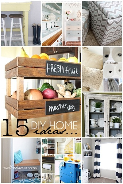 The 36th AVENUE | 15 DIY Home Improvement Projects | The ...