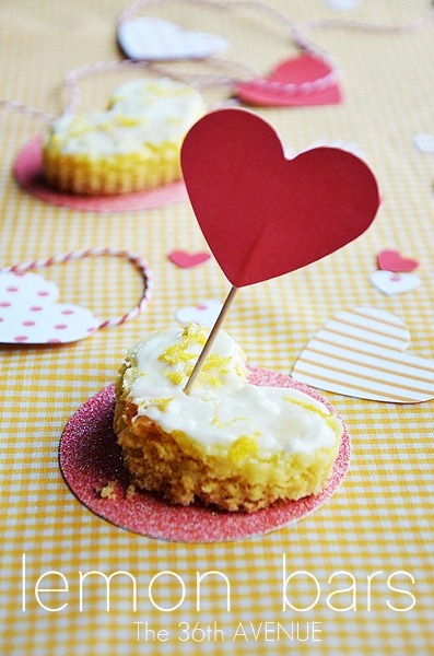 Lemon Bars and You are my sunshine Free Printable by the36thavenue.com