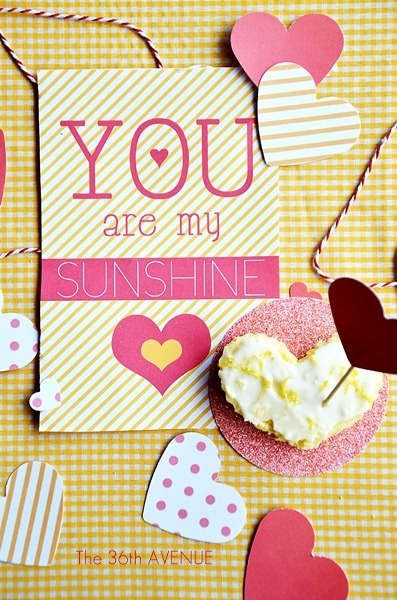 photograph about You Are My Sunshine Free Printable referred to as On your own are my Sunlight Printable - The 36th Road