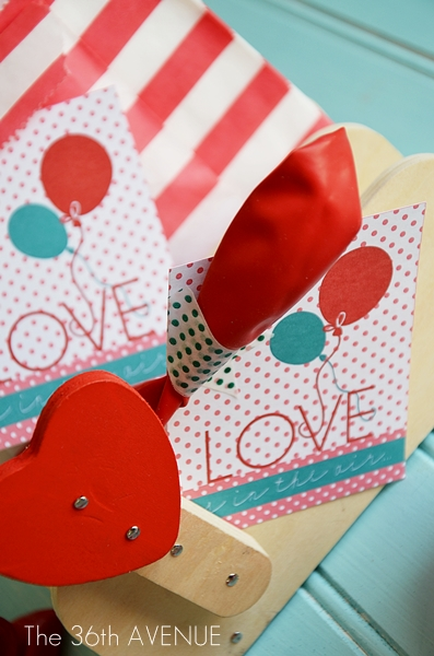 Free Valentines Printable by the36thavenue.com