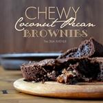 Chewy Coconut Pecan Brownies