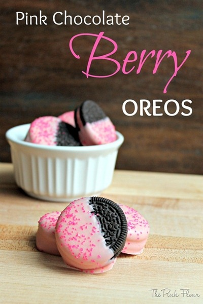 Pink-Chocolate-Berry-Oreos