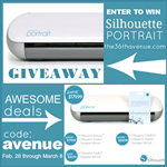 Silhouette Giveaway the36thavenue.com