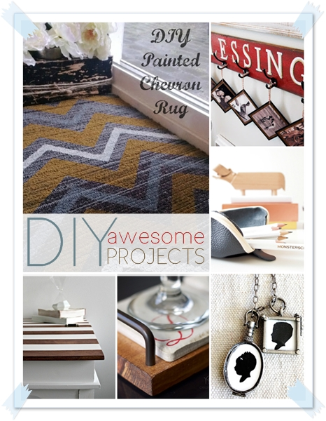 15 DIY AWESOME projects over at the36thavenue.com