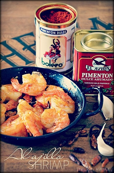 Al Ajillo Shrimp Recipe