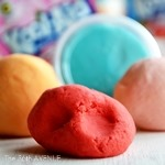 Kids favorite! Kool-Aid Playdough Recipe #kids the36thavenue.com