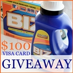Biz and $100 Giveaway