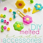 Melted Beads and Accessories