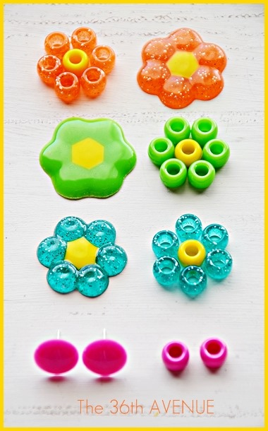 how to make plastic beads at home