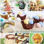 20 Easter Dessert Recipes