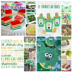 25 ST. Patrick's Day Lucky Ideas. the36thavenue.com