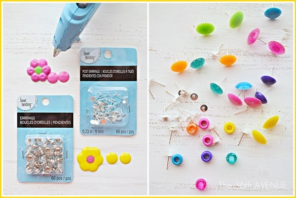 Learn how to melt beads and make accessories with them. Pin it now and make them later! the36thavenue.com