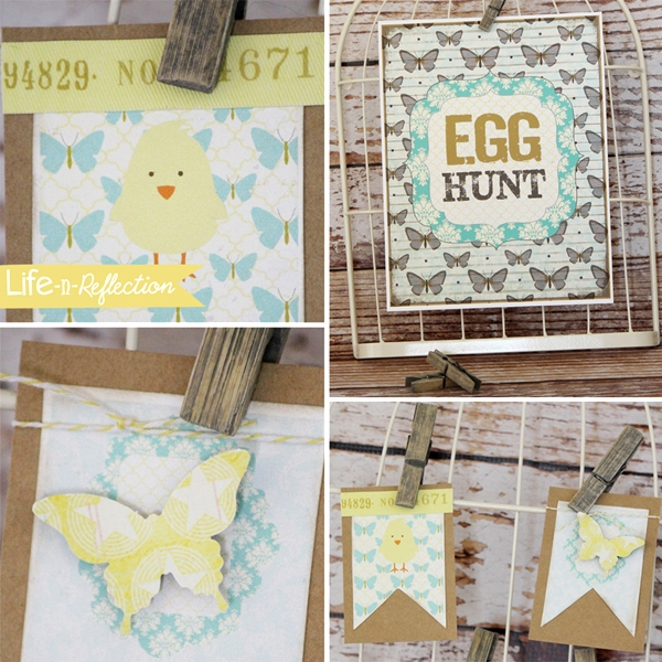 Egg Hunt Party Printables by life-n-reflection.com #Easter