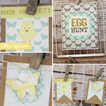 Egg Hunt Party Printable