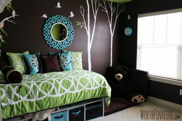 10 Amazing bedroom and decor ideas for kids. the36thavenue.com