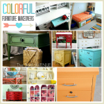 Awesome Colorful Furniture Makeovers