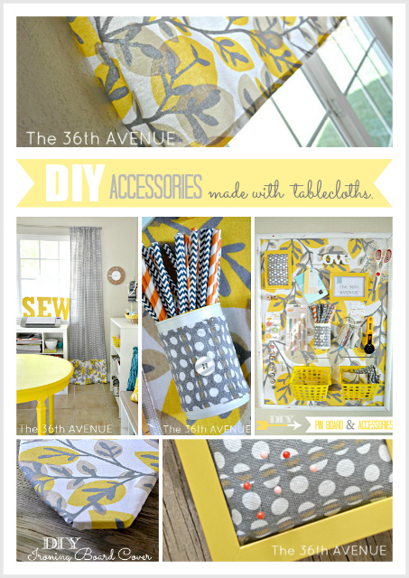 DIY Craft Room Decor 453 x 640