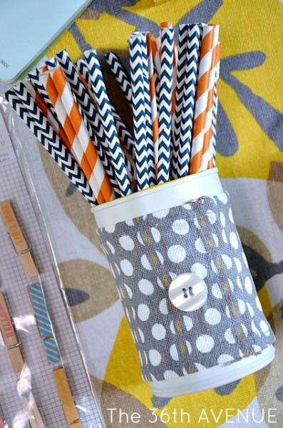 DIY Craft Room Decor Ideas. the36thavenue.com