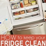 How to Clean a Fridge. Awesome tips that will help you to keep your fridge clean. the36thavenue.com