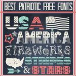 Favorite Patriotic Fonts