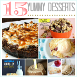 15 Delicious Dessert Recipes