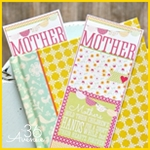 Handmade Gifts – Mother's Day Bookmark