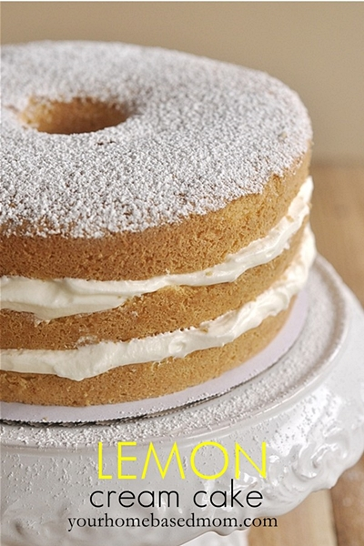 lemon-cream-cake