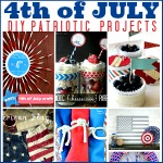4th of July Decorations and Recipes