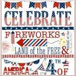 4th of July Free Printable