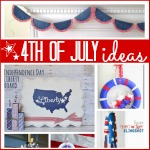 4th of July Patriotic Projects