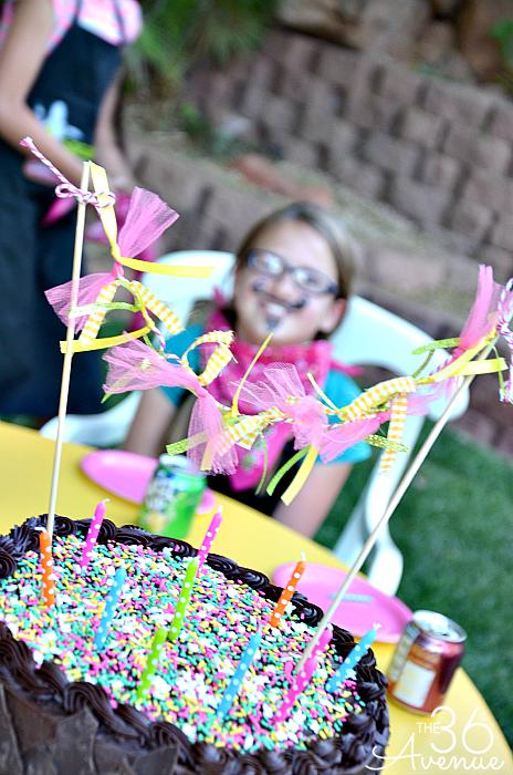 Art Birthday Party... so fun! the36thavenue.com