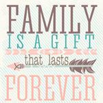 Family Free Printable