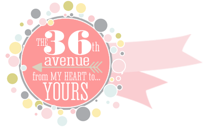 Post that comes from my heart to yours... the36thavenue.com