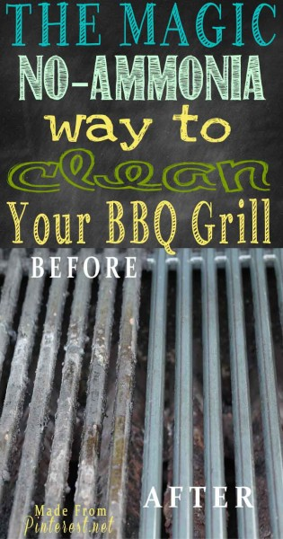 Magic-No-Ammonia-Way-to-Clean-BBQ-Grill