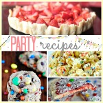 Best Party Dessert and Treat Recipes
