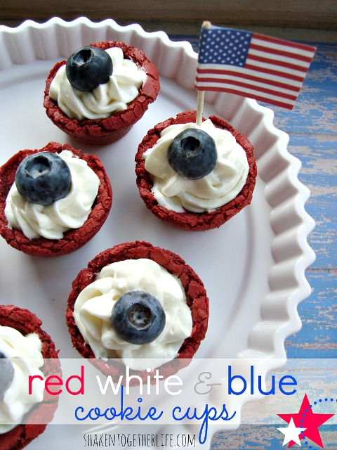 red-white-blue-cookie-cups